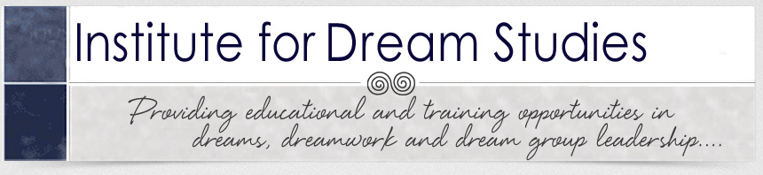 Institute for Dream Studies Retina Logo